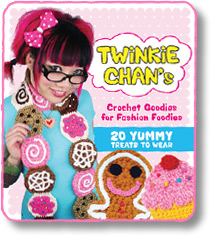 Twinkie Chan's Book